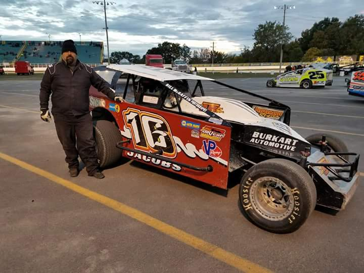 358 Car at Oswego